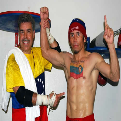 Behind The Scene With Edwin Valero
