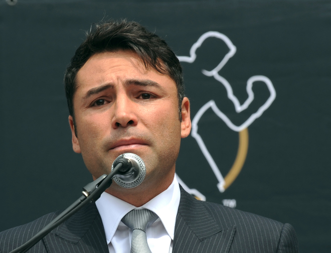 oscar de la hoya wife. Oscar De La Hoya will always